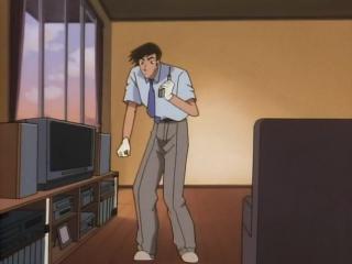 Detectiu Conan - 103 - El cas de l'assassinat de l'actor de les pel·lícules de samurais (2ª part)