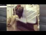 Гигантские крысы атакуют пассажиров нью-йоркской подземки