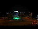 Поющие и танцующие фонтаны в Анапе