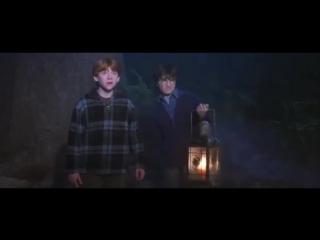 Гарри Поттер и Тайная Комната. Сцены не вошедшие в фильм