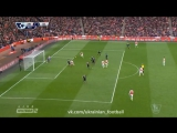 Арсенал 1-1 Лестер | Уолкотт