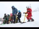 SnowRUN snowbike for kids