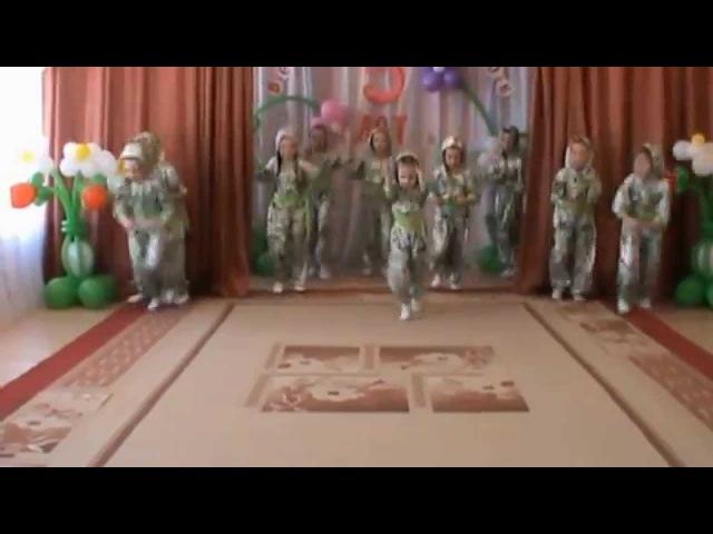 танец Хип хоп дети 5 6лет МБДОУ№18 детский сад г Курска хореограф Волобуева Н Ф