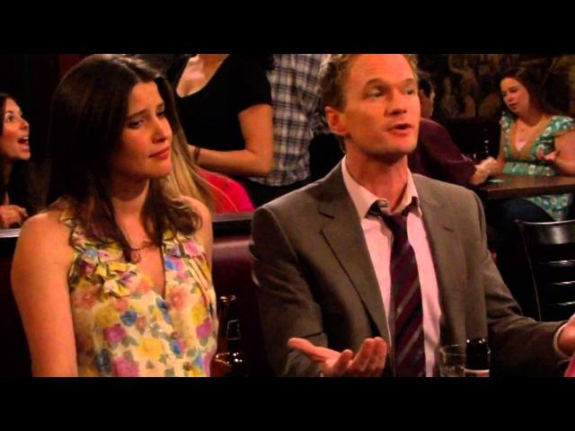 Barney Explains The 3 Day Rule