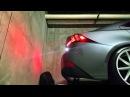 Lexus 3is 250 with Invidia Q300 exhaust midpipe