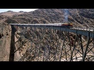 Самая опасная железная дорога в мире / The Most Dangerous Railway in the World