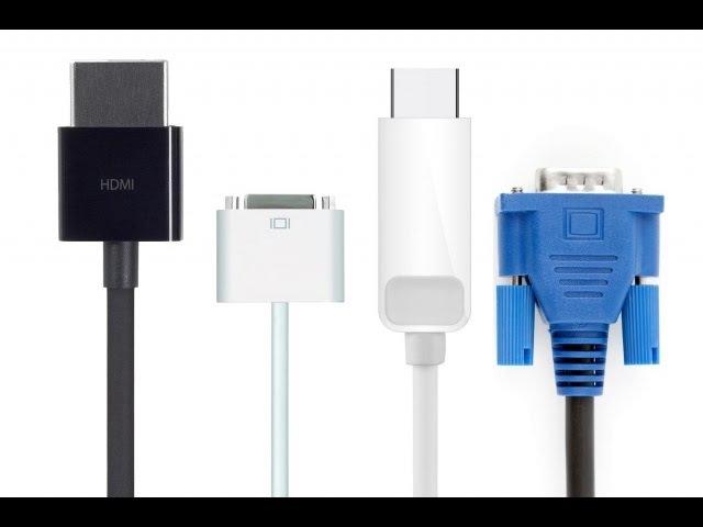 Немного про VGA DVI HDMI и DisplayPort Полезные FiшКi