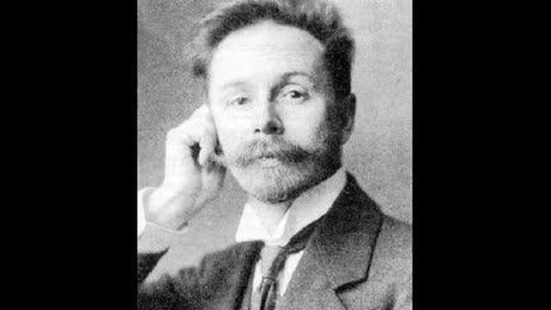 Scriabin plays Scriabin Poem Op. 32 No. 1, Fis-dur