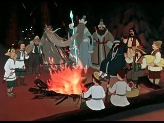 Двенадцать месяцев (мультфильм, 1956)