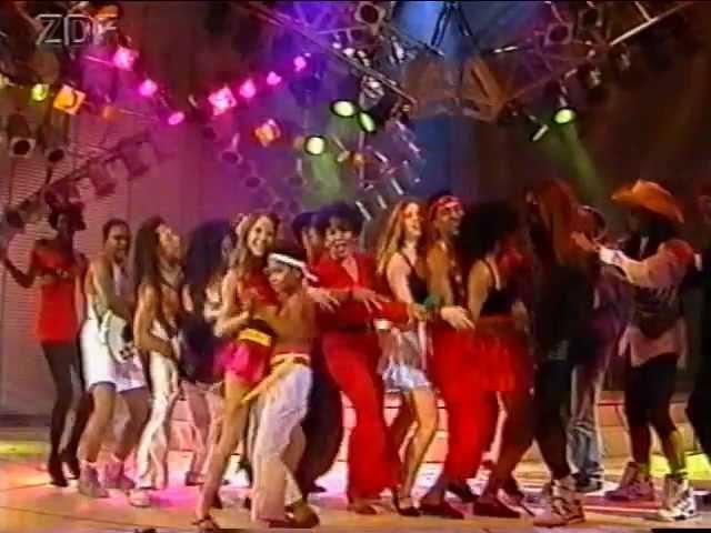 Kaoma Dancando Lambada Peters Popshow 1989