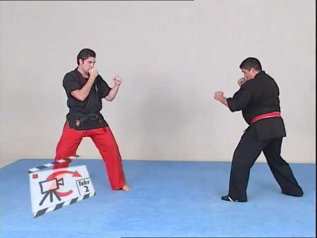 Kajukenbo Evolution Part 3 of 4