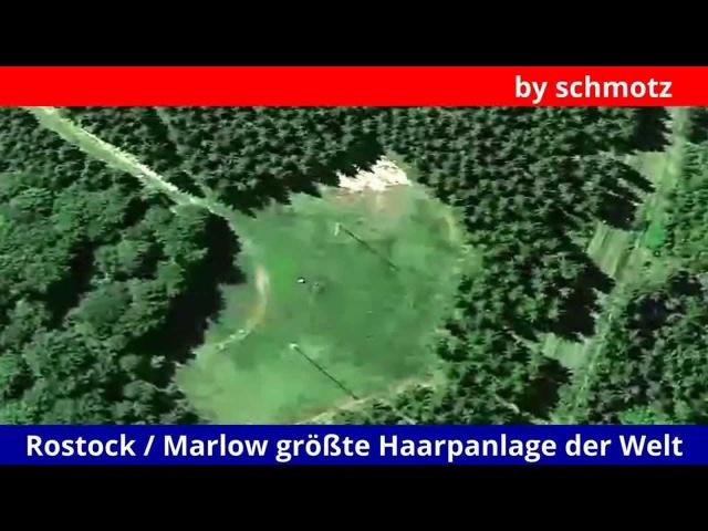 HAARP - Rostock Marlow - größte Anlage der Welt