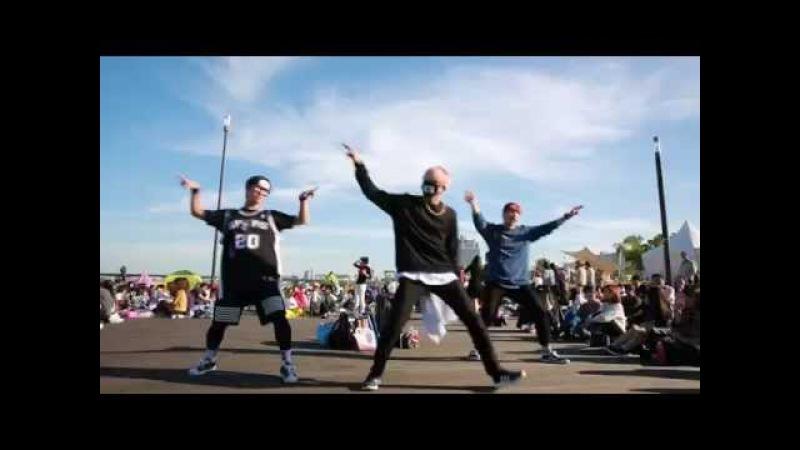 D O B 디오비 20151003 한강공원 공연《BANG BANG BANG》 BIGBANG