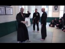 7 Ninjutsu drills against multiple opponents, Hamburg S. with AKBAN Yossi Sheriff
