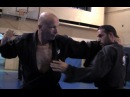 Ninjutsu against Muay Thai full clinch, Yossi Sheriff, AKBAN
