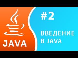 Превью урока №2. Переменные и примитивы в Java