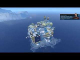 Прохождение игры Anno 2205 #2