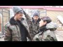 Гиви Говорит С Девушками Стреляет Автомат По Аэропорту Донецка