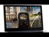 MicroXperts U420-05 ноутбук с сенсорным экраном и 3D ускорителем