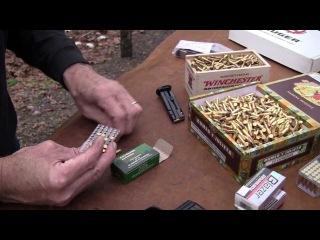 Ruger SR22-- Неугомонный старикашка и пистолет мелкашка .22