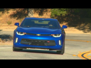 2016 Chevrolet Camaro RS - The sixth generation - TEST DRIVE