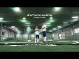Perfect Skills | JK전권 Art Soccer Academy _ My favorite Student (아트 축구레슨)