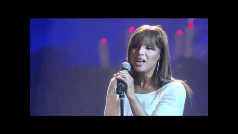 Tony Braxton ''Оливье шоу'' Новогодняя ночь 2011