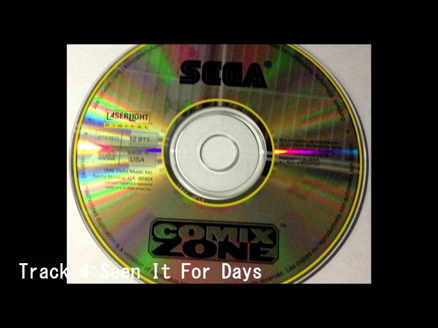 Sega Tunes - Comix Zone Complete Music Soundtrack