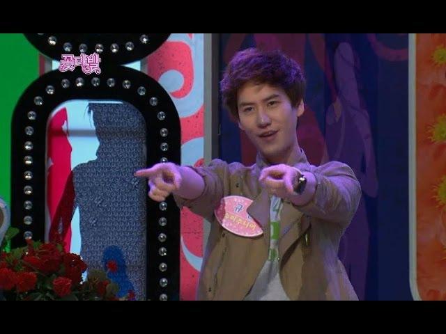 【TVPP】 KyuHyun(Super Junior) - 'Bad Girl, Good Girl' Dance , 규현(슈퍼주니어) - '배드 걸 굿 걸' 댄스 @Flowers