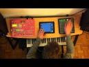 Deadmau5 Strobe Neirbo's live cover