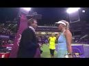Azarenka/Wozniacki hawk-eye drama