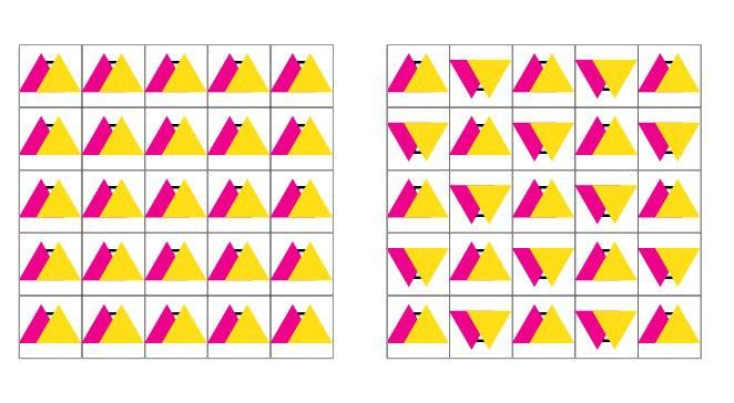 геометрический паттерн