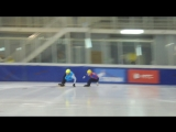 2-ой этап Кубка России по шорт-треку