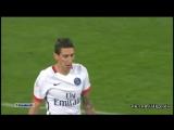 Кан 0-3 ПСЖ / гол Ди Мария