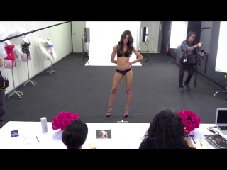 The Making of the VS Fashion Show Part 4 – The Castings