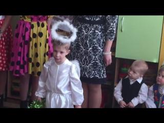 День Святого Николая в доме малютки (ч.2)