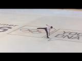 2016 Winter Youth Olympic Games. Men - SP. Dmitri ALIEV
