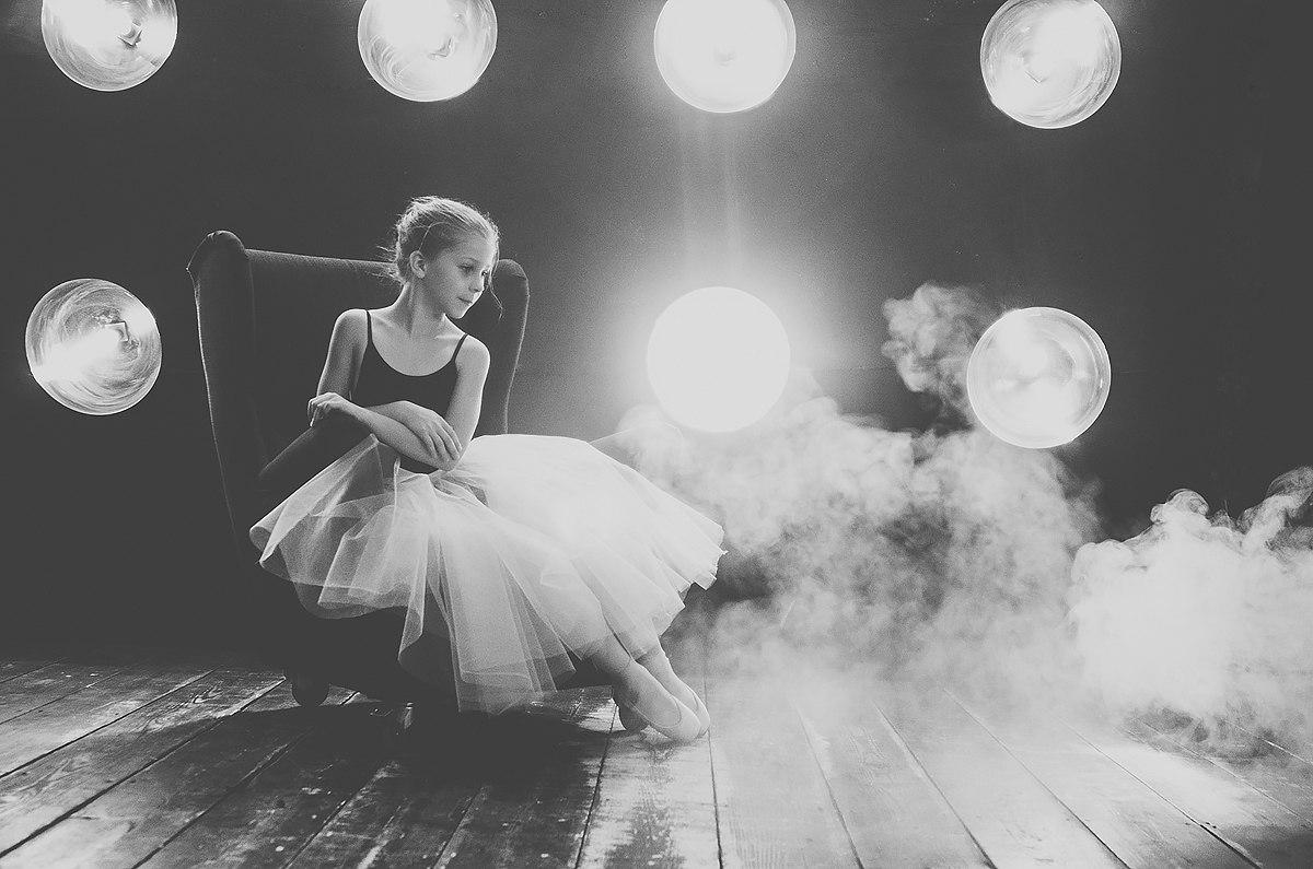 фотопроект Балерина