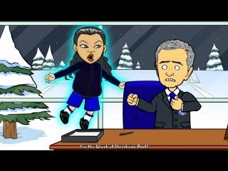 Рождественские приключения Жозе