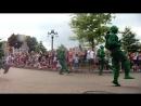 Дисней парад в Париже.Диснейленд 2014