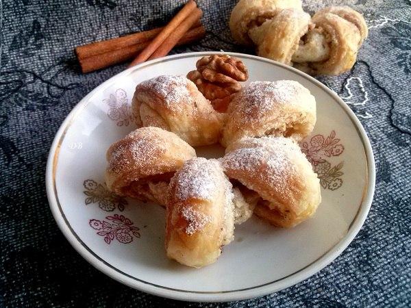 Быстрые булочки с корицей рецепт без дрожжей