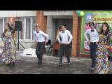 Таджикский танец. Ракси точики. Навруз-2016 (Пенза ПГУ)