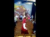 танец башмачки. 8 марта. ср группа