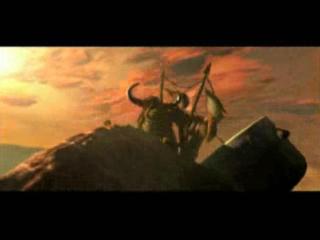 Клип Nightwish_-_She is my sin ( War Craft III мульт нарезка )