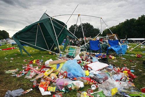 Pukkelpop 2011 - разрушена стихией