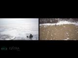 Бэкстейдж со съемок рекламного ролика для Московской компании