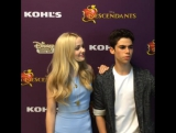 #Disney Descendants Cameron Boyce,Dove Cameron