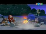 Соник Бум / Sonic Boom 1 сезон 21 серия - Метеорит (Карусель)