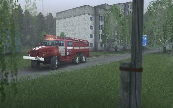 Урал-43202 АЦ-40 для v03.03.16