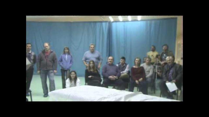 Надежда Лоскутова. Психосоматические проявления на фасциальном уровне (14.11.2010)